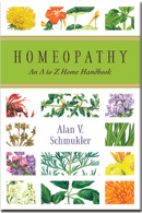 Alan Schmukler: Homeopathy