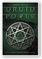 Amber Wolfe: Druid Power