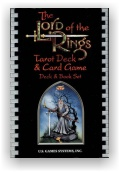 Lord of the Rings Tarot Set (kniha + karty)