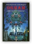 Ogham The Celtic Oracle (karty + kniha)