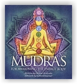 Mudras for Awakening the Energy Body (kniha + karty)