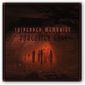 Suspended Memories: Forgotten Gods (CD)
