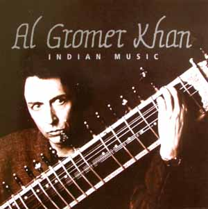 Al Gromer Khan: Indian Music (CD)