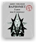 Akron/Giger: Baphomet: The Tarot Of The Underworld (kniha + karty)