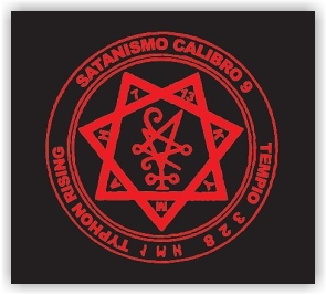 Satanismo Calibro 9: Typhon Rising (CD)