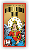 Oswald Wirth Tarot (booklet + karty)