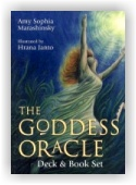 The Goddess Oracle (kniha + karty)