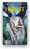The Hobbit Tarot (kniha + karty)
