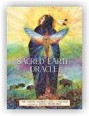 Sacred Earth Oracle (kniha + karty)