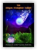 The Sirian Starseed Tarot (kniha + karty)