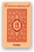 Lenormand - Rote Eule
