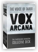 The Voice of Tarot - Vox Arcana (kniha + karty)