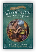 The Green Witch Tarot (kniha + karty)