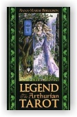 Legend Tarot Deck: The Arthurian Tarot (kniha + karty)