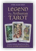 Legend Kit: The Arthurian Tarot (kniha + karty)