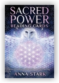 Sacred Power Reading Cards (kniha + 36 karet)