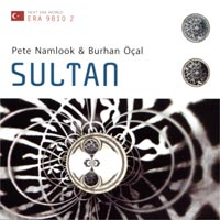 Pete Namlook & Burhan Öćal: SULTAN (CD)