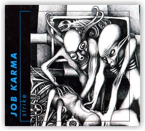 Job Karma: Strike (CD)