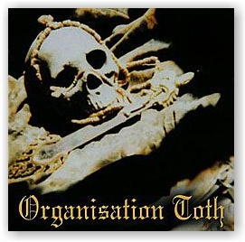 "Organisation Toth: Follow The Red .ö.RDER (10"")"