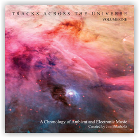 Various Artists: Tracks Across the Universe - Vol. 1 (CDr)