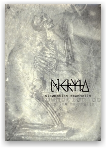NEKYIA: Slowmotion Downhells (CD)