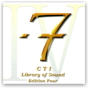 CTI: Point Seven - The Library Of Sound, Edition 4 (CD)