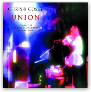 Chris & Cosey: Union (CD)