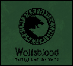 Wolfsblood: Twilight of the world (CD)
