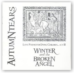 Autumn Tears: Winter and the Broken Angel, Act 3 (CD)