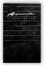 AQUARELLO: To Cover the Dark (MC)