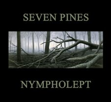 SEVEN PINES - Nympholept (CD Digipack)