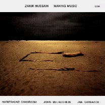 Zakir Hussain: Making Music (CD)