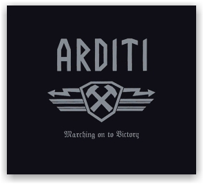 Arditi: Marching On To Victory (CD)