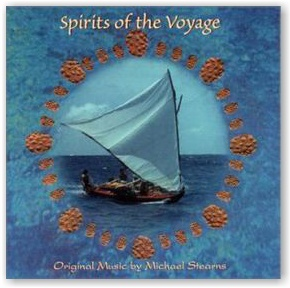 Michael Stearns: Spirits of the Voyage (CD)