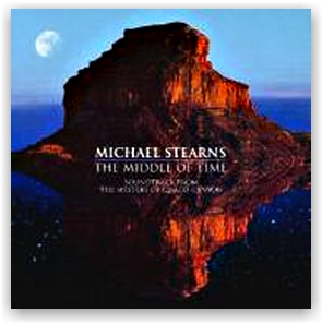Michael Stearns: The Middle of Time (CD)