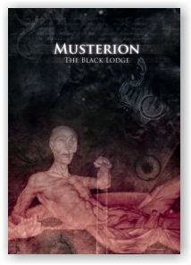 MUSTERION: The Black Lodge (CD)