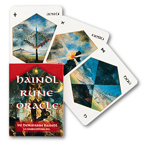 HAINDL RUNIC ORACLE DECK