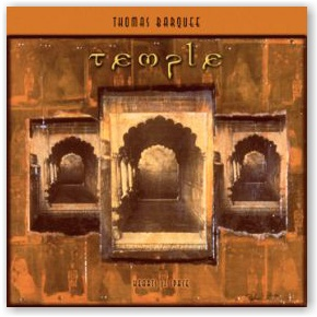 Thomas Barquee: Temple (CD)