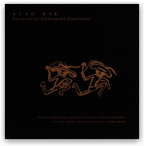 Alio Die: Password for Entheogenic Experience (CD)
