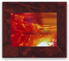 Aglaia: Out Of The Way (CDr)