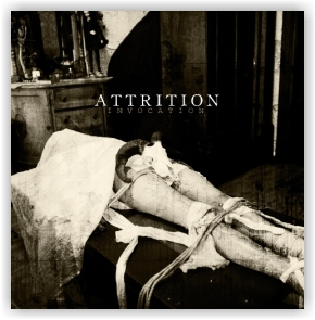 Attrition: Invocation (CD)