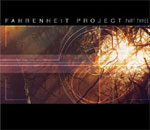 FAHRENHEIT PROJECT part 3 - various artists (CD)