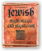 Rabbi Geoffrey W. Dennis: The Encyclopedia of Jewish Myth & Magic