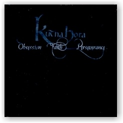 KUTNA HORA: Obsession, Faith, Perseverance (CD)