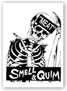 SMELL & QUIM: Meat / Pregnant Asian Special (CD+MC)