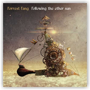 Forrest Fang: Following the ether sun (CD)