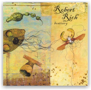 Robert Rich: Bestiary (CD)