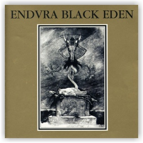 ENDURA: Black Eden (Golden version) (CD)