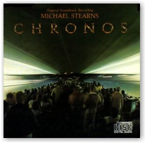 Michael Stearns: Chronos (CD)