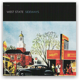 West State: Sideways (CD)